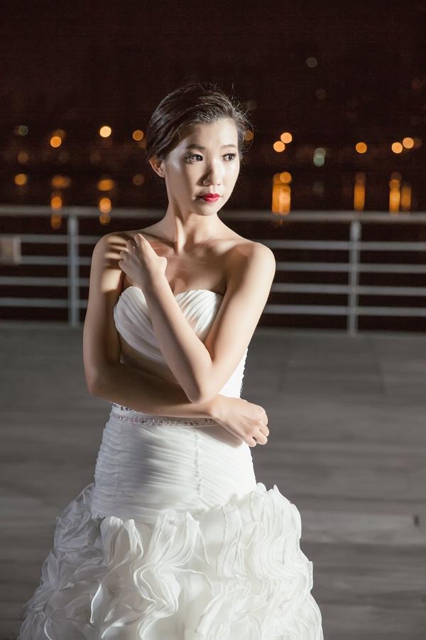 [單人婚紗] 陳孟 / 台南安平港