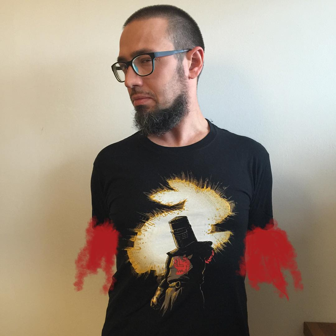 pan marchewka, koszulki, T-shirt, geek, hobby