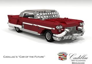Cadillac 1957 Eldorado Brougham