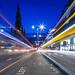 Edinburgh - Princes Street Traffic by kenny mccartney