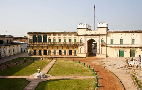 Ramnagar Fort - near Varanasi, Uttarpradesh, India