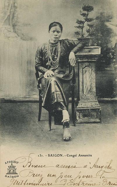 Saigon - Congai Annamite