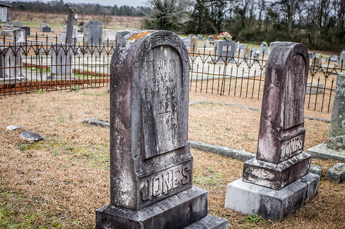 Spann Methodist Church and Cemetery-002