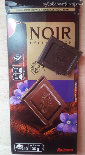 violet chocolate