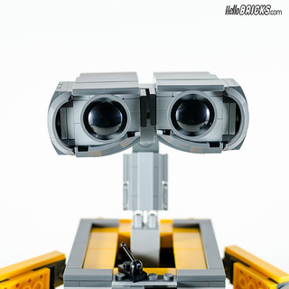 REVIEW LEGO 21303 WALL-E LEGO IDEAS 23