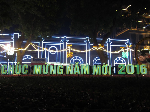 Hanoi: Happy New (Vietnamese) Year!