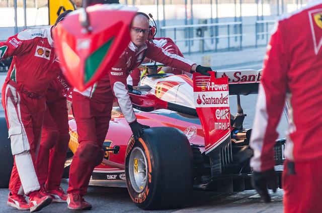 Ferrari F1 Tests (219 de 233)