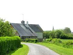 ancien moulin à eau sur la Vanne