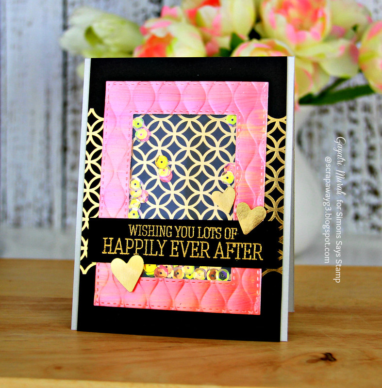 Happily ever after card #2