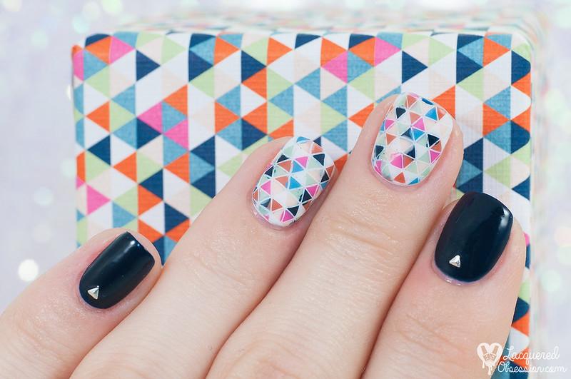 Hejsan nail art