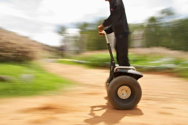 Segway Riding in Bangalore