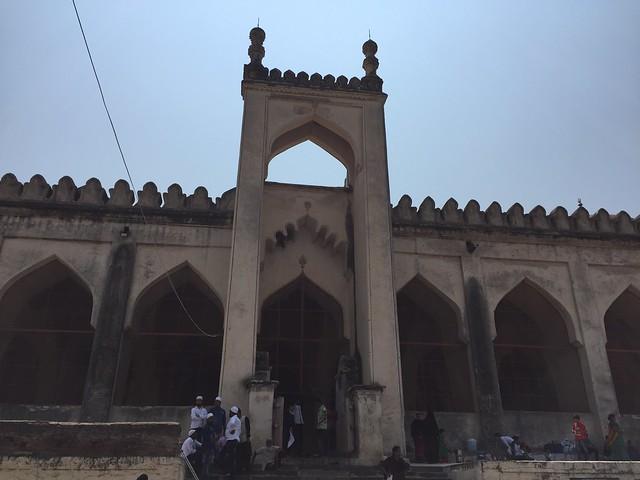 Jama Masjid Gulbarga[2016]