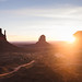 Monument Valley II by Jake Allison
