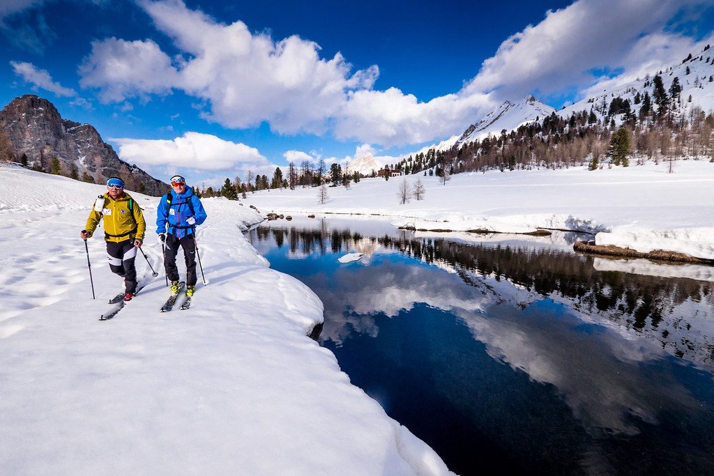 Ciamin, Dolomiti:http://skitourguru.com/oblast/18-dolomiti Fanes, South Tyrol, Italy. Foto: Petr Slavík: http://www.slavikpetr.com/