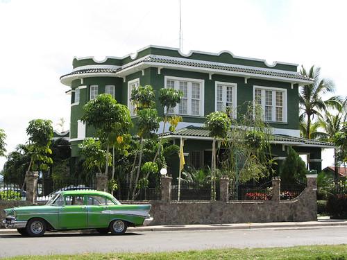 Cienfuegos: la Casa Verde