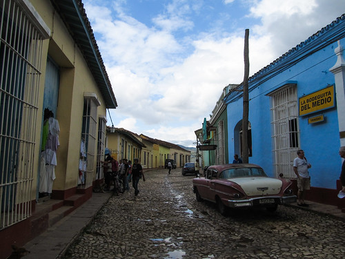 Trinidad: Place du Jigüe