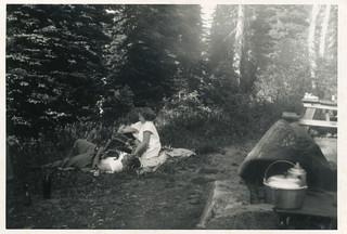 Paradise Picnic, 1950
