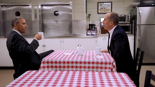 Seinfeld to Obama