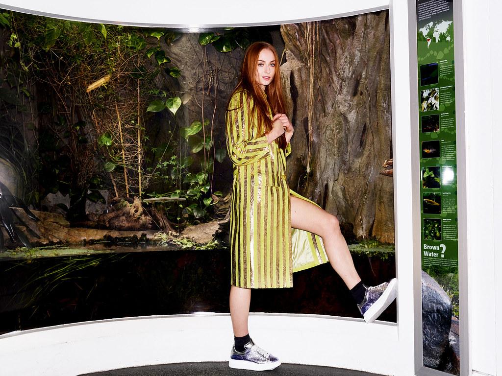 Софи Тёрнер — Фотосессия для «Sunday Times Style» 2016 – 3