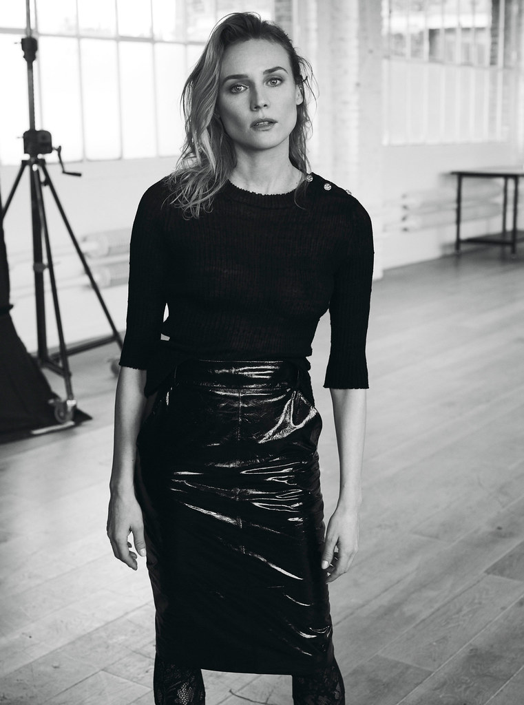 Диана Крюгер — Фотосессия для «L'Express Styles» 2016 – 1