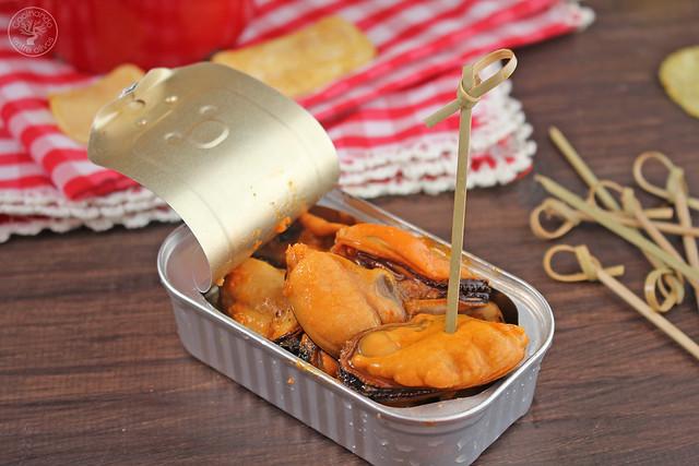 Mejillones en escabeche caseros www.cocinandoentreolivos.com (14)