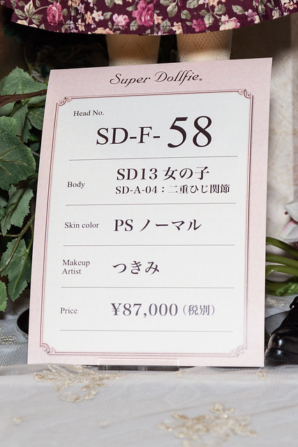 HTドルパ京都13 フルチョイスワンオフ SD F-58