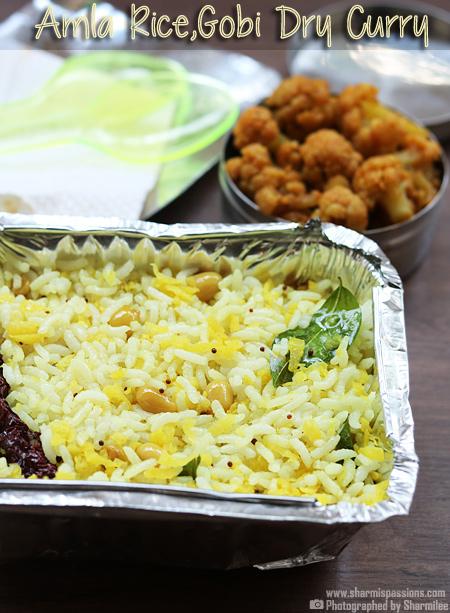 Nellikai Sadam,Cauliflower Curry