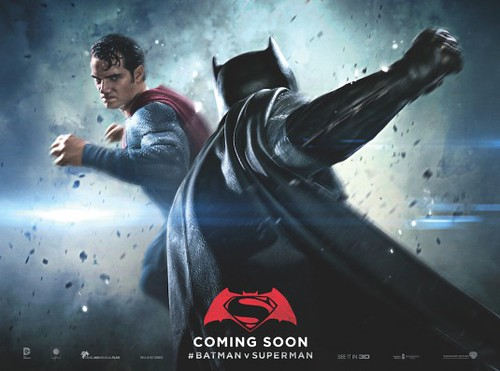 Batman v Superman - Dawn of Justice - Poster 11
