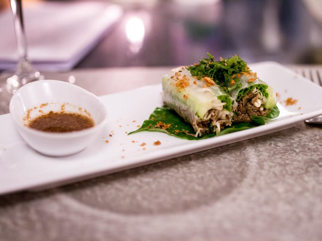 Cambodia – Cuisine Wat Damnak