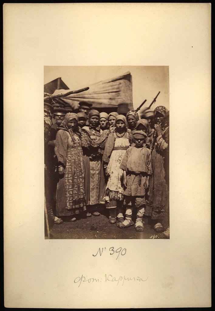 Каррик В.А., Поволжские крестьяне, 1870-е