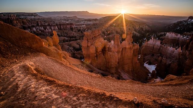Sunrise at Bryce Canyon - Utah, United States - Landscape photography