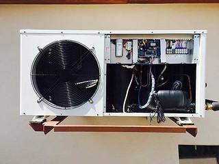Megbízható és környezetbarát rendszer egy hőszivattyú-