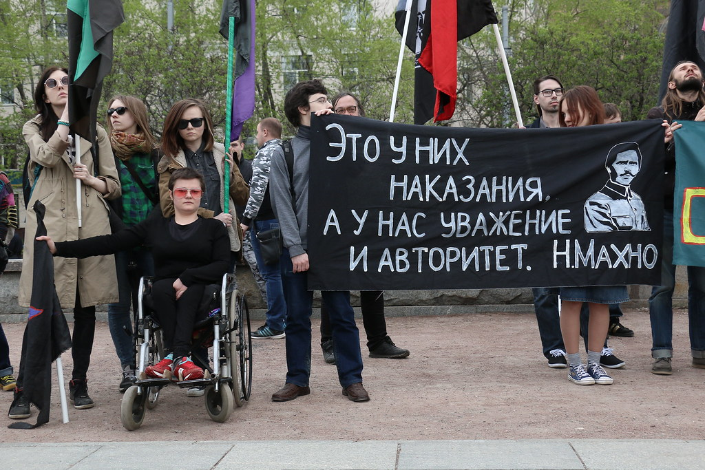 May Day Moscow 2016
