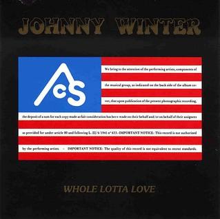 Johnny Winter's Whole Lotta Love