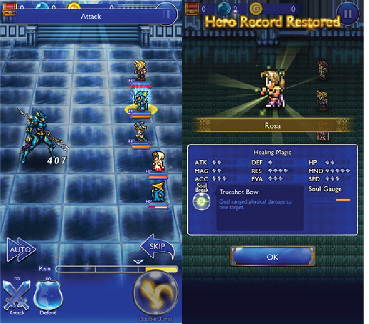 Final Fantasy Record Keeper One Year Review Final Fantasy Union