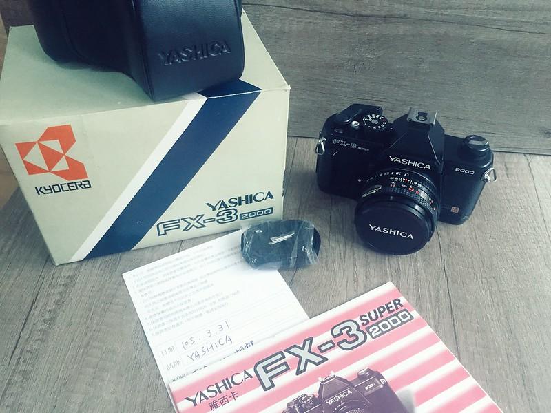 yashca FX-3 super 2000