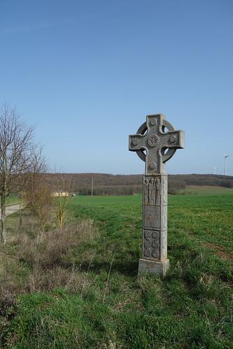 Celtic Cross in Franconia