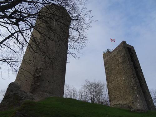 Oberreifenberg castle ruin