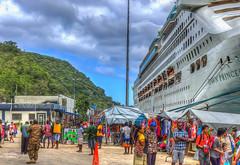 Port Vila Capital of Vanuatu