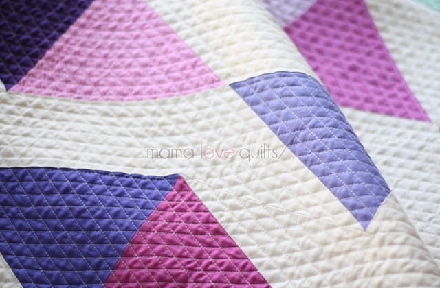 Balanced triangles_quilting