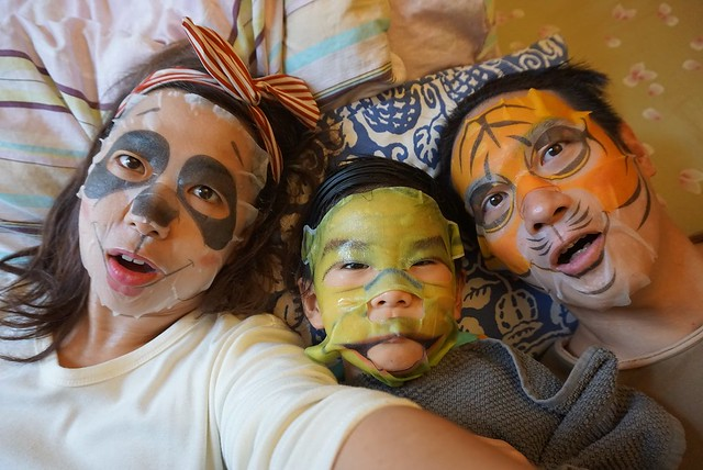 face mask family 5