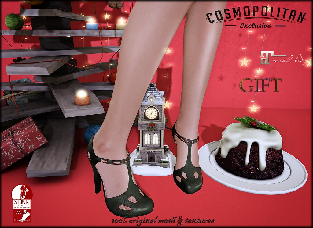 Xmas gift from ChicChica @ Cosmopolitan