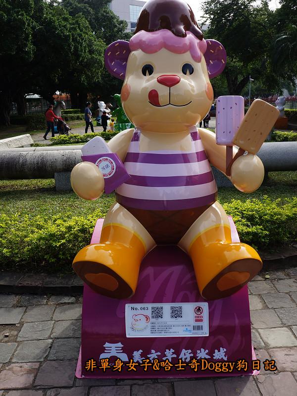 台中公園泰迪熊樂活熊嘉年華45
