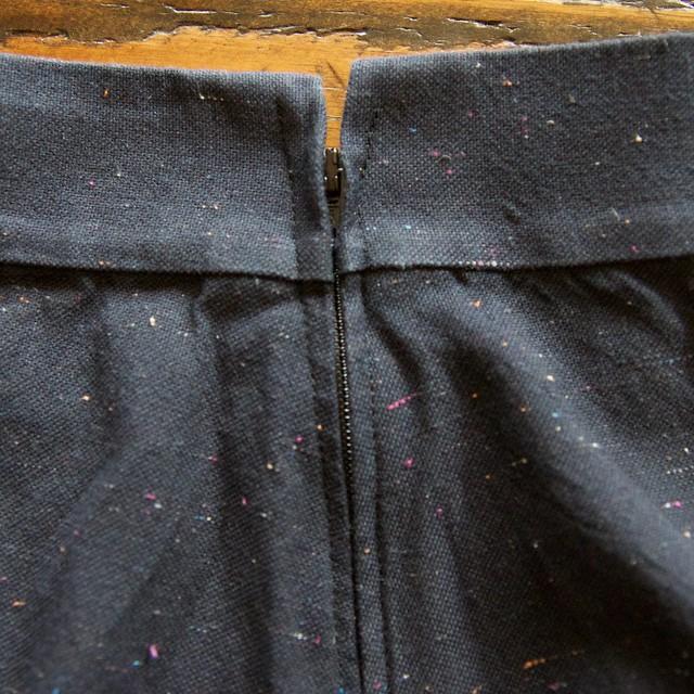 Hollyburn zipper