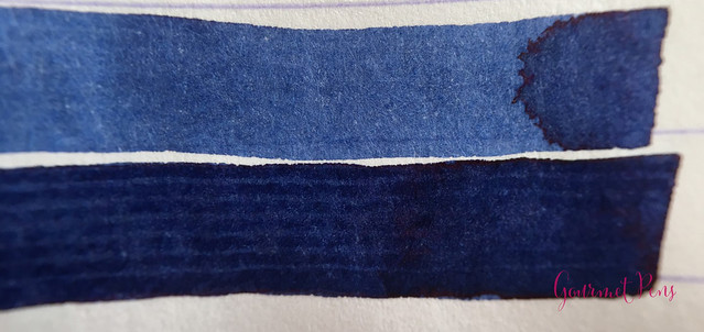 Ink Shot Review Pilot Blue-Black @JetPens (3)