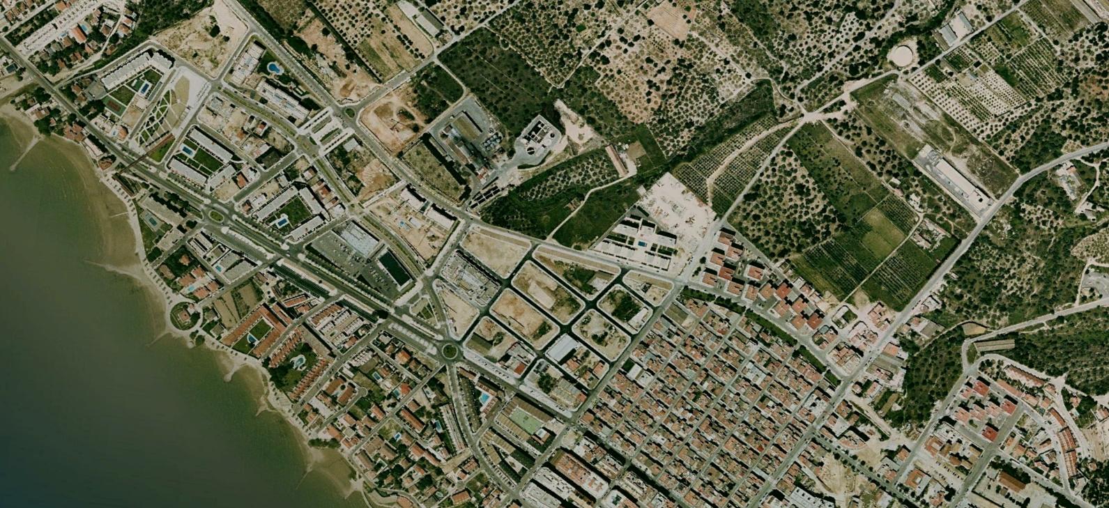 sant carles de la ràpita, tarragona, sant carles pujol, antes, urbanismo, planeamiento, urbano, desastre, urbanístico, construcción