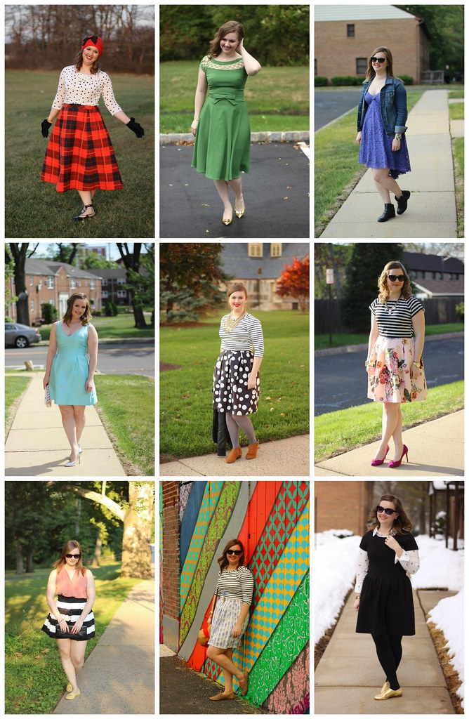 2015 Favorite Outfits