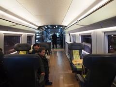Siemens High Speed Train mock-up 7