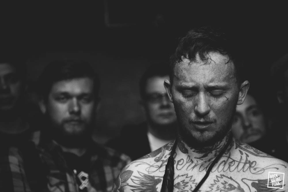 Frank Carter & The Rattlesnakes // Shot by Jennifer McCord
