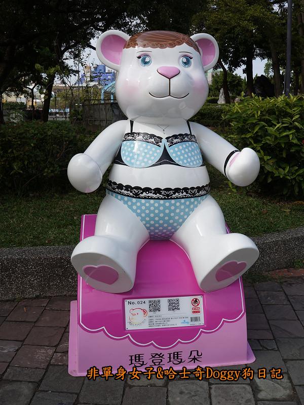 台中公園泰迪熊樂活熊嘉年華19